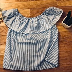 Off The Shoulder Blouse